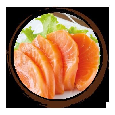 sashimi-sake